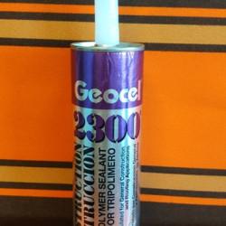 Герметик Geocel 2300 (прозрачный)