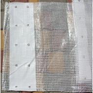 Плёнка тепличная армированная LT 2000. Плотность 180г\м2 .Рулон 6х15 м