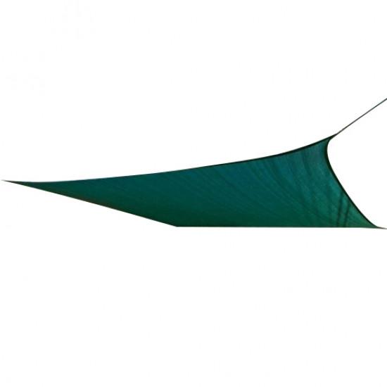 Солнцезащитный тент 4х6м (85% затенения)