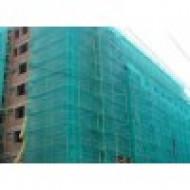 Сетка защитная  строительная, фасадная 38%