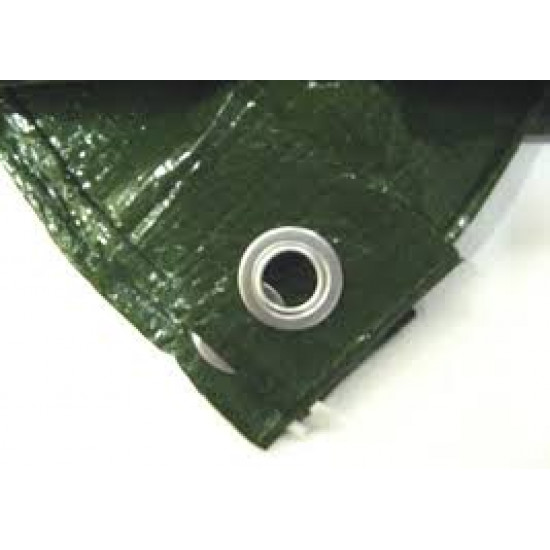 Тент Tarpaulin FORTE 90 г/м2 4х6м  (+-5%)