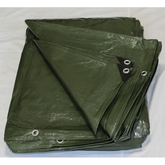 Тент Tarpaulin FORTE  130 г/м2 10х15м (+-5%)