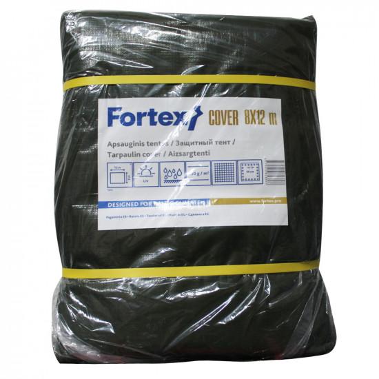 Тент  FORTE 130 г/м2  8х12м (+-5%)