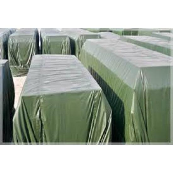 Тент Tarpaulin FORTE 100 г/м2 6х10м (+-5%)