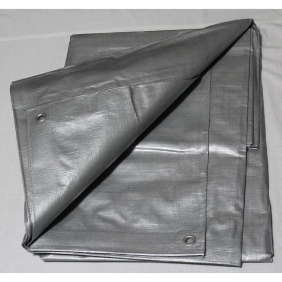 Тент Tarpaulin SUPER MOCNY  160 г/м2  2х3м (+-5%)