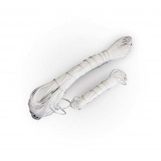 Шнур крепежный  Ø 5мм полипропиленовый, намотка 1000 м.