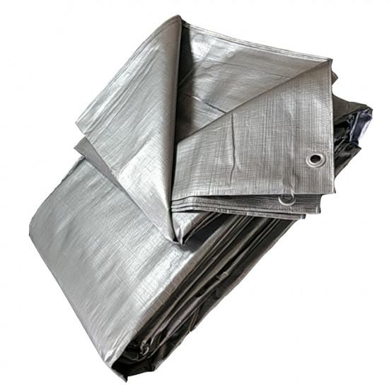 Тент Tarpaulin SUPER MOCNY  160 г/м2  10х15м (+-5%)